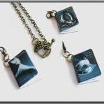 Sexy Miniature Book Charms ..